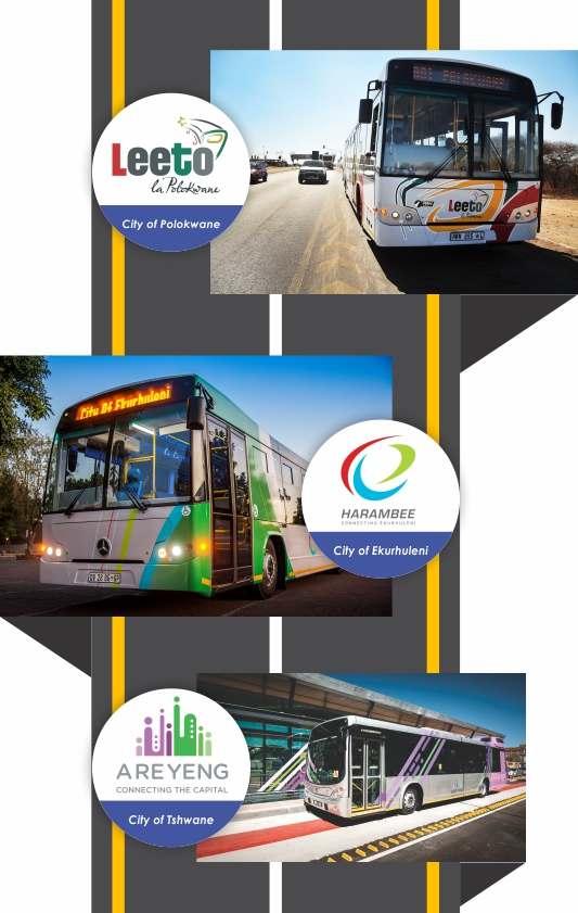 AMCE, Industry Leaders in Integrated Public Transport Networks